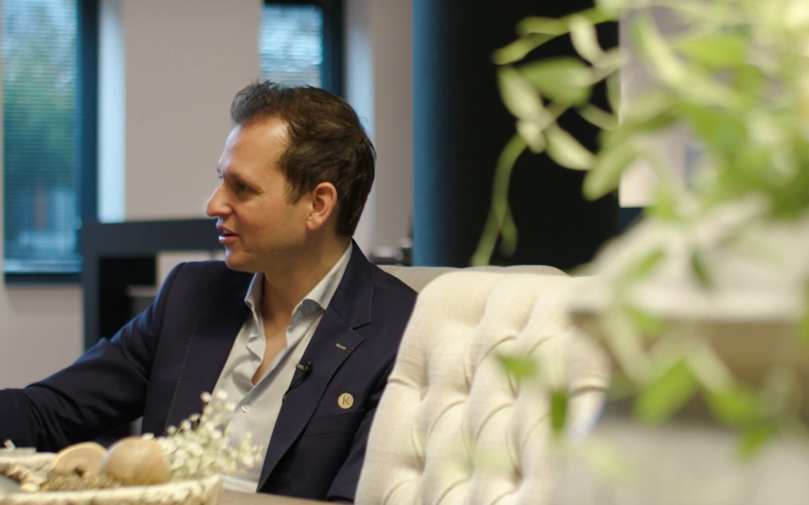 Forging a stronger connection – the vision of CEO Beijko van Melick