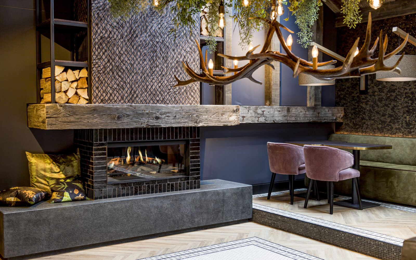 Home is where the hearth is – in the hospitality business