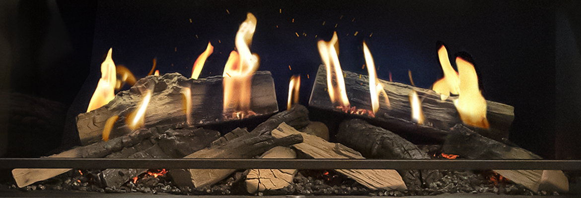 luxury electric fireplace: Kalfire E-one