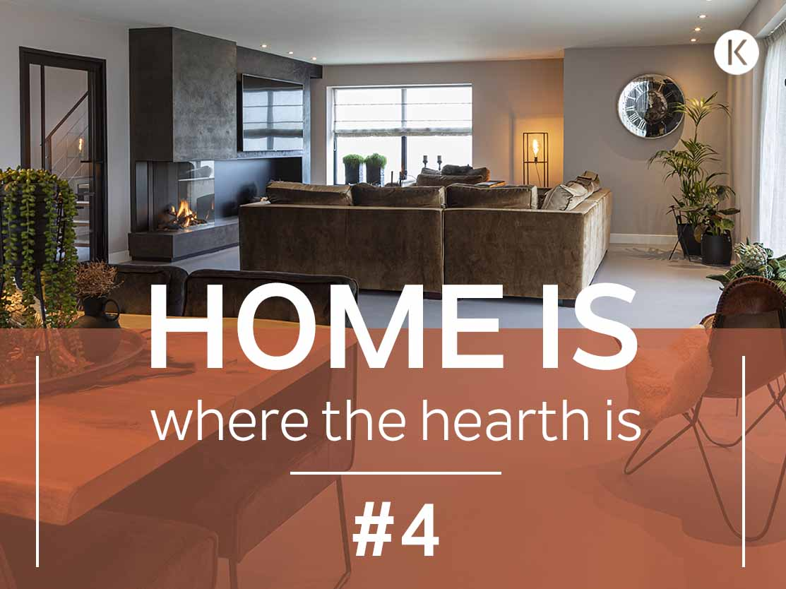Home is where the hearth is #4