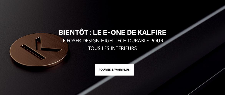 Bientôt : Le E-one de Kalfire