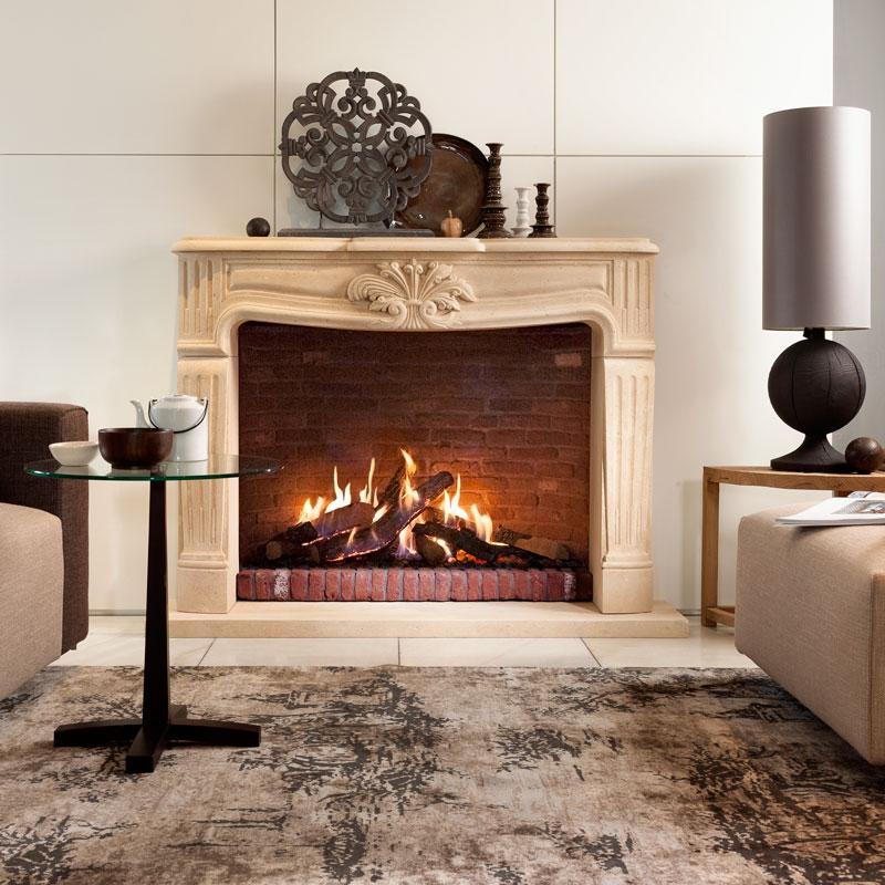 NZ Gas Fireplaces - Prestige Burner