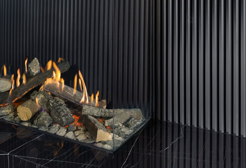 NZ Gas Fireplaces - Hybrid LED