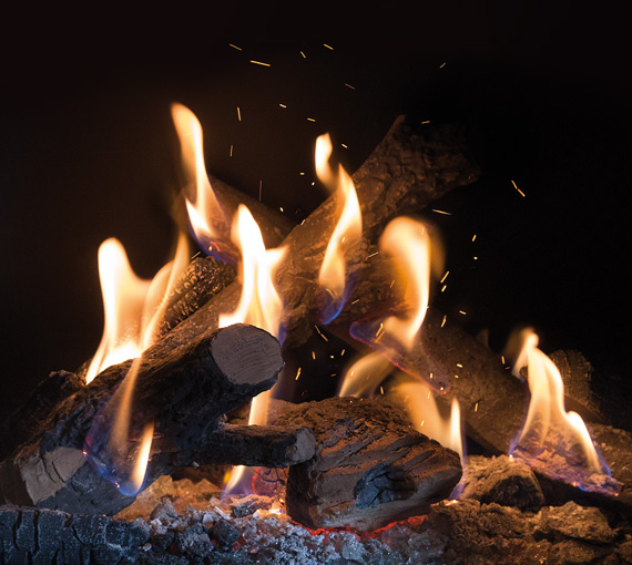 NZ Gas Fireplaces - Natural Spark Generator