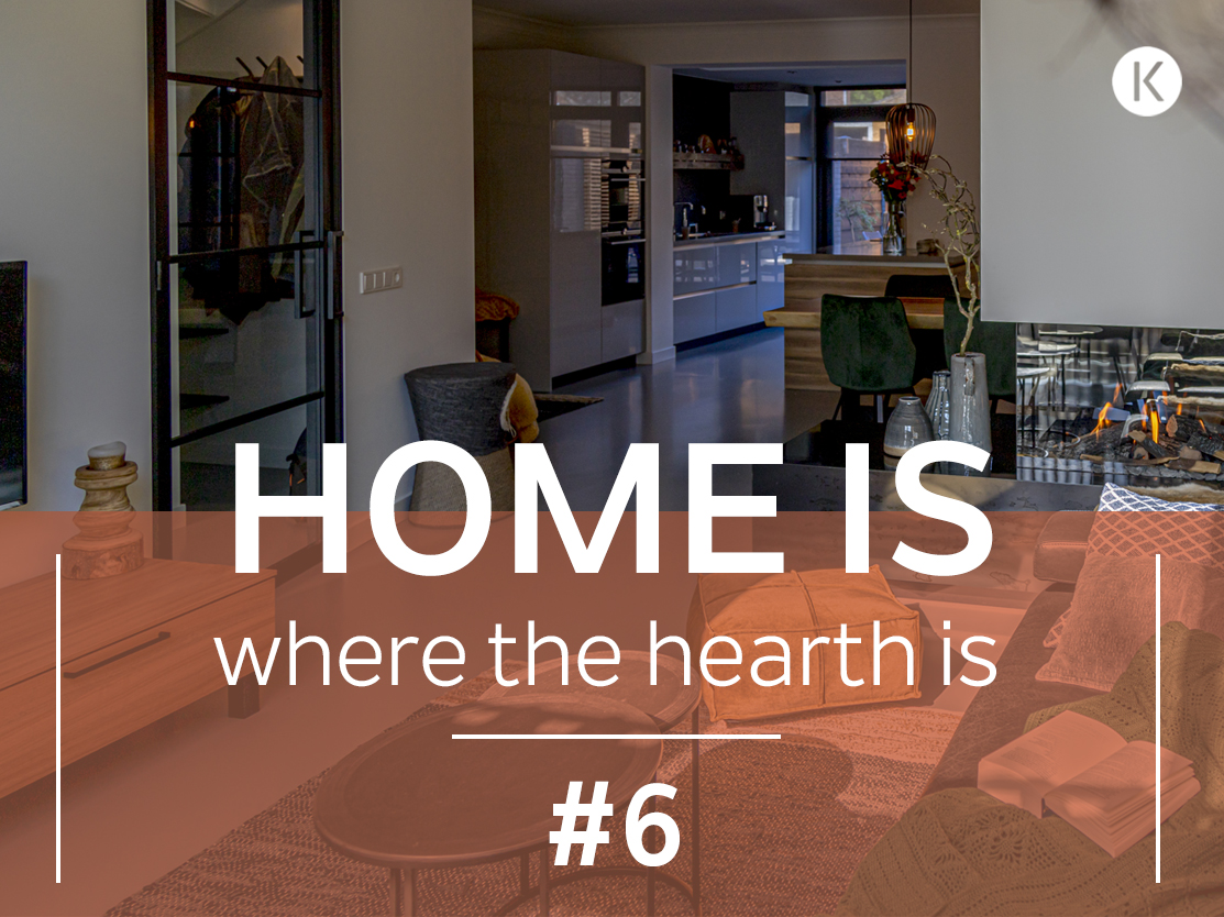 Home is where the hearth is #6
